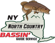 NY North Country Bassin' Logo